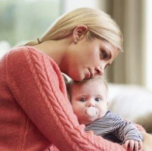 «Я впервые стала матерью и не испытываю счастья»