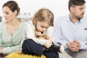 Как дети реагируют на обстановку в семье